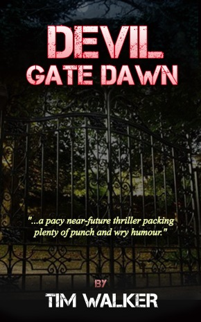 Devil Gate Dawn cover
